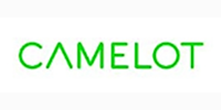 Camelot Group logo - Influential Software client